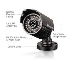 Swann Pro Security Cameras Day/Night- 2 Pack